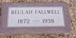 Beulah Martin <i>Williamson</i> Fallwell