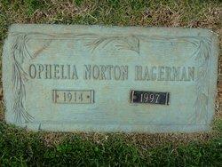 Ophelia <i>Norton</i> Hagerman