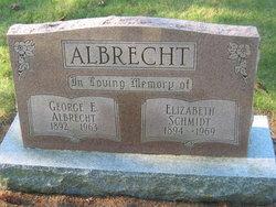 Elizabeth <i>Schmidt</i> Albrecht