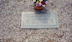 Elliott Lee Tuten