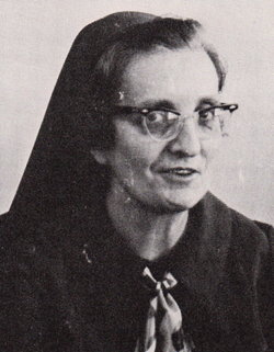 Sr Mary Hanick