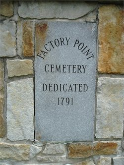 Factory Point Cemetery