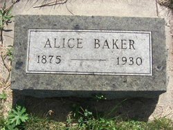 Alice <i>Qiwawe</i> Baker