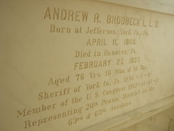 Andrew R. Brodbeck