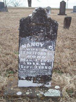 Nancy Catherine <i>Meyers</i> Mefford