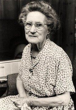 Mary Josephine <i>Hannon</i> Fitzgerald
