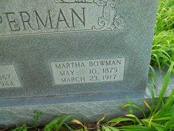 Martha <i>Bowman</i> Vipperman