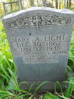 Mary Ann <i>Bowman</i> Light
