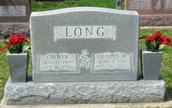 Gladys Mae <i>Scott</i> Long