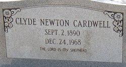 Clyde <i>Newton</i> Cardwell