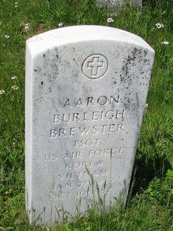 Aaron Burleigh Brewster