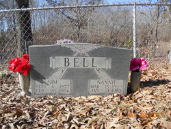 Nannie <i>Walls</i> Bell
