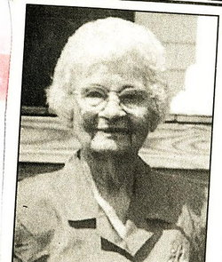 Gertrude <i>Harris Conn</i> Hunter