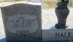 Nolan Wilson Hale