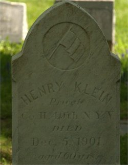 Henry Harry Klein