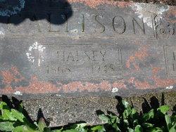 Halsey Callison