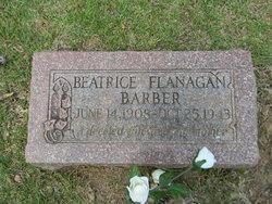 Beatrice P. <i>Flanagan</i> Barber
