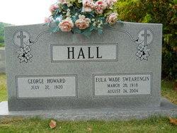 Eula Wade <i>Swearengin</i> Hall