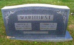 James Thomas Warhurst