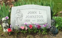 John Louis Anthony Johnston