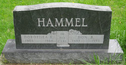 Don B Hammel
