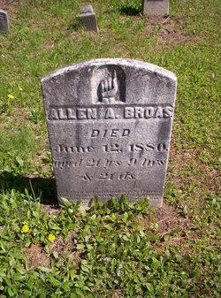 Allen A Broas