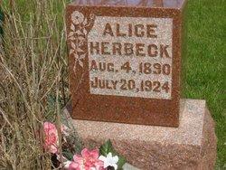 Alice Herbeck
