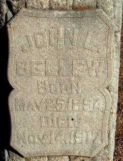 John L Bellew