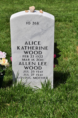 Alice Katherine Wood