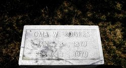 Oma W Rogers