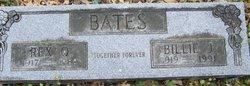 Billie J Bates