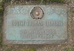 Mary Louise <i>Thomas</i> Clements