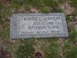 Robert L Albright