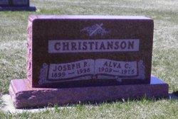 Alva C Christianson