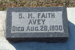 S M Faith Avey