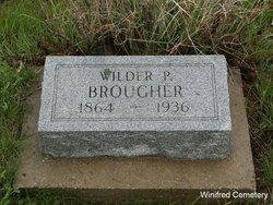Wilder P Brougher