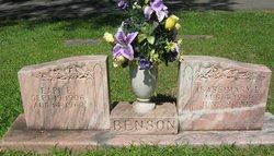 Earl E Benson