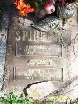 Betty Joyce <i>Wymer</i> Spindler