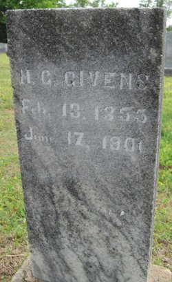 Harriet C <i>Washburne</i> Givens
