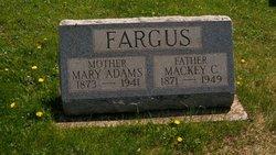 Mary Helen <i>Adams</i> Fargus