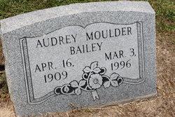 Audrey <i>Williamson</i> Bailey