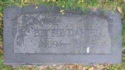 Elizabeth C. Bettie <i>McQuary</i> Daniel