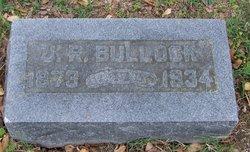 J R Bullock