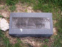 Rose E. Anderson