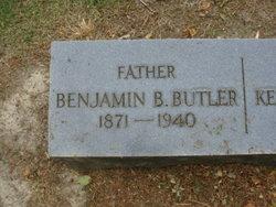 Benjamin B. Butler
