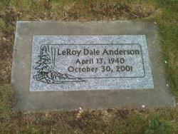LeRoy Dale Anderson