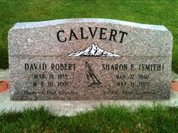Sharon Elaine <i>Smith</i> Calvert