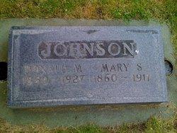 Mary Ann <i>Start</i> Johnson