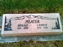 Ronald Keith Heater