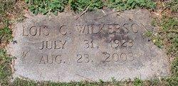 Lois C Wilkerson